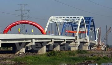 Cầu Phú Hữu ( Rạch Chiếc – TP. Hồ Chí Minh)