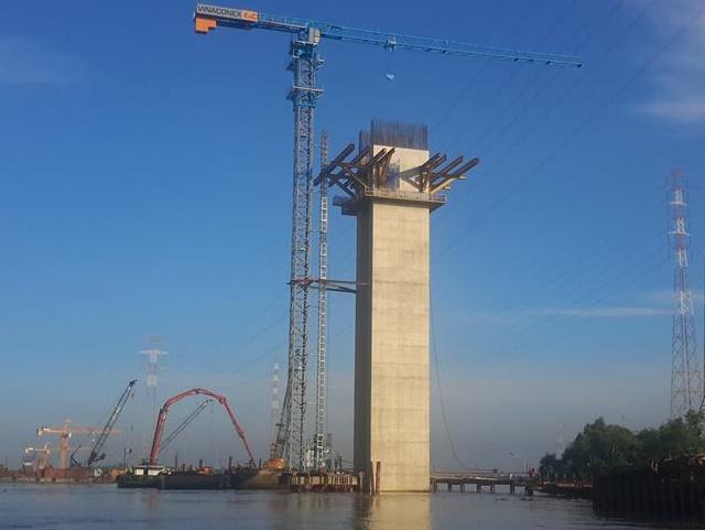 Công trình cầu Bình Khánh – Gói J1 TP. HCMM